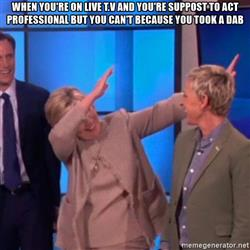 hillary-clinton-dab-meme-template-when-youre-on-live-tv-and-youre-suppost-to-act-professional-but-yo
